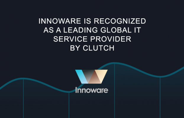 Innoware is recognized as a leading global IT service provider by Сlutch