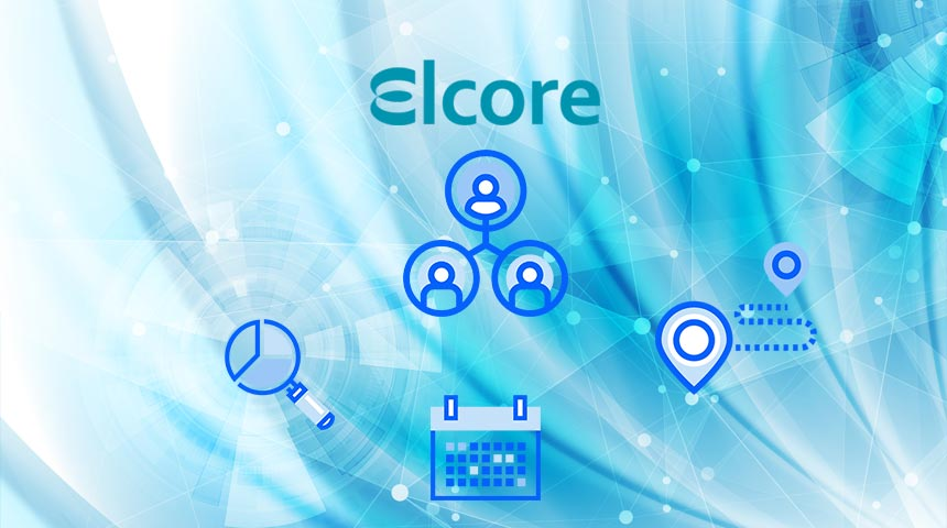 Microsoft Dynamics 365 Portals implementation in ELCORE GROUP of companies