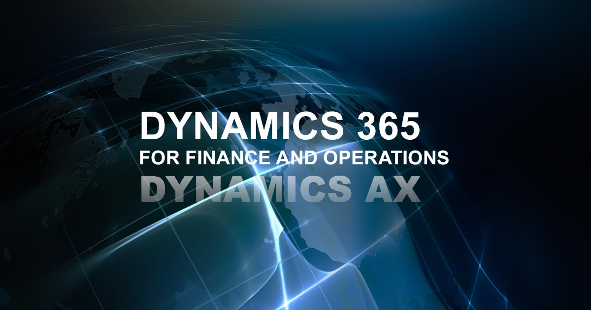 What is Dynamics 365 for Finance and Operations and how it relates to Dynamics AX?